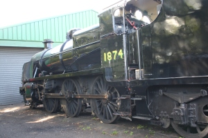 Watercress Railway - Ropley - N Class 1874
