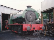 1993 - Bodmin & Wenford Railway - Bodmin General - Glendower