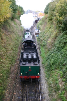 002 - Watercress Railway - Alresford - Southern Locomotive - 850 Lord Nelson