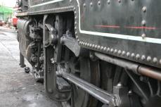 2012 Watercress Railway - Ropley - Ivatt 2MT - 41312