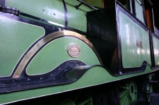 Bluebell Railway - Sheffield Park - LSWR Adams Radial Tank 488
