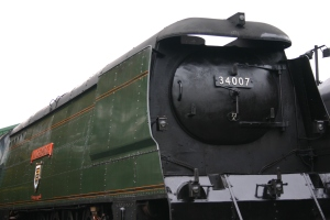 2012 - Watercress Railway - Ropley - West Country Class - 34007 Wadebridge
