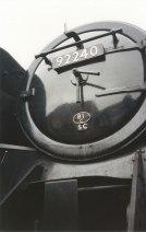 1994 - Bluebell Railway - Sheffield Park - BR Standard 9F - 92240