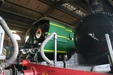 2009 - Bluebell Railway - Sheffield Park - 488 & 21C123 Blackmoor Vale