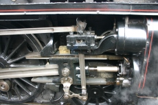 2009 - North Yorkshire Moors Railway - Goathland - 45407 The Lancashire Fusilier motion