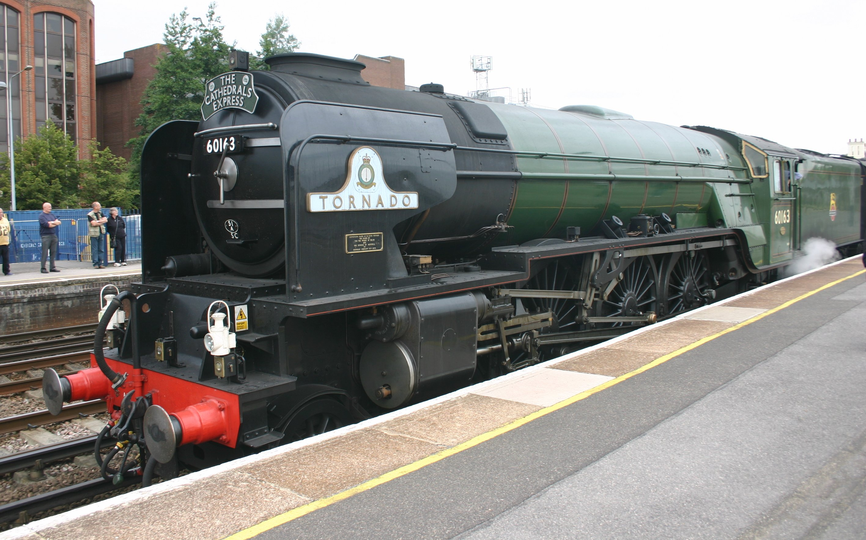 The A1 Trust The Modern Steam Legend That Is 60163