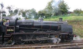 2011 - Ropley - U class - 31806