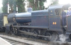 2011 - West Somerset Railway - Crowcombe - 88