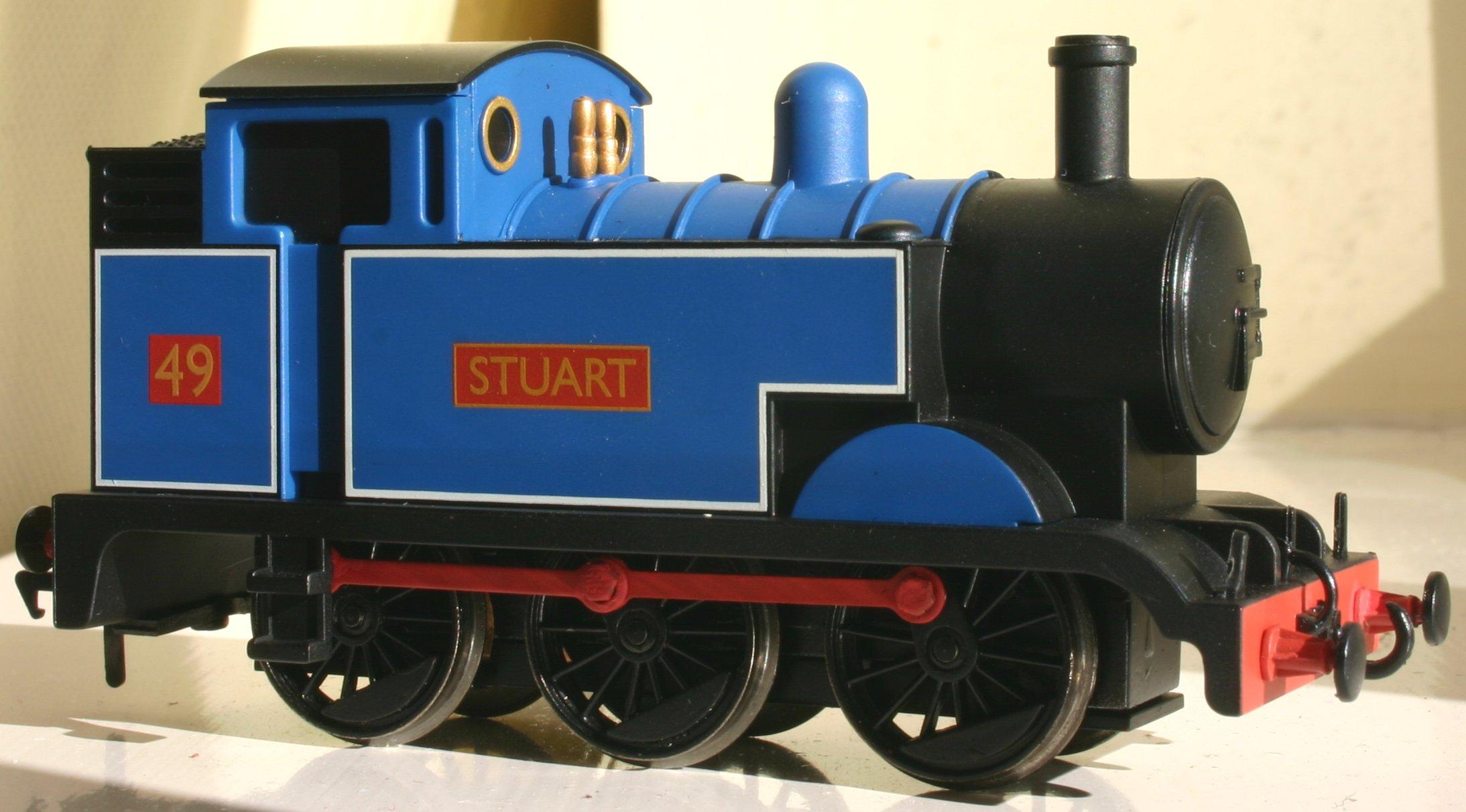 Christmas Train Ho Scale