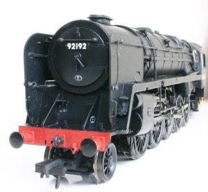 Bachmann Standard 9F class - 92192 (6)