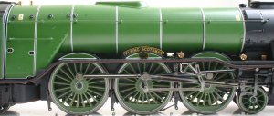 Hornby LNER A3 class - 4472 Flying Scotsman (4)
