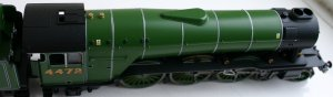 Hornby LNER A3 class - 4472 Flying Scotsman (opening cab roof)