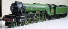 Hornby LNER A3 class - 4472 Flying Scotsman