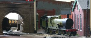 Hornby LSWR T9 120 (1)