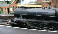 2012 - Watercress Railway - Ropley - Ex - LMS Black 5 5MT - 45379