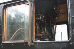 2012 - Watercress Railway - Ropley - Ex - LMS Black 5 5MT - 45379 (cab)
