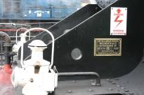 2012 - Watercress Railway - Ropley - Ex - LMS Black 5 5MT - 45379 lamps