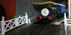 Locoyard Children in Need Train (Hornby Pug 56038)
