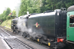 2010 - Watercress Line - Alresford - 92212
