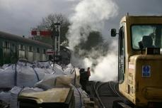 2012 - Watercress Line - Medstead and Four Marks - ex-SR U class - 31806 - Santa Specials