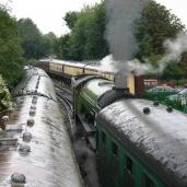 2010 - Watercress Line - Alresford - 60163 Tornado