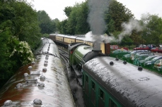 2010 - Watercress Line - Alresford - 60163 Tornado