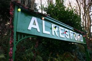 2012 - Watercress Railway - Alresford