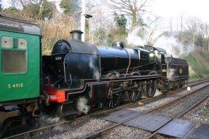 2012 - Watercress Line - Medstead and Four Marks - Ex-SR U class - 31806