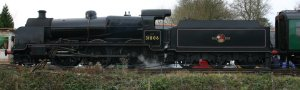 2012 - Watercress Line - Medstead and Four Marks - Ex-SR U class - 31806