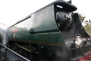 025 - 2012 - Watercress Line - Ropley - Ex-SR unrebuilt West Country class - 34007 Wadebridge