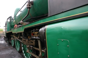 027 - 2012 - Watercress Line - Ropley - SR 850 Lord Nelson