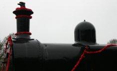 December 2012 - Isle of Wight Steam Railway - Havenstreet - Ex - LBSCR E1 class - 32110
