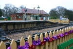 December 2012 - Isle of Wight Steam Railway - Havenstreet