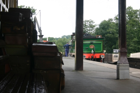 2009 Bluebell Railway - Sheffield Park - SECR C class - 592 (3)