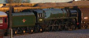 2012 - Eastleigh -  71000 Duke of Gloucester