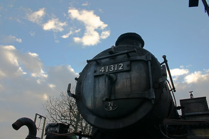 2012 - Watercress Railway - Ropley - Ivatt 2MT tank 41312
