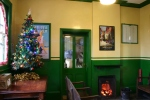 A Christmas Booking Office - 2012 - Watercress Railway - Ropley