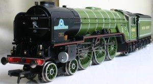 Bachmann BR LNER - Peppercorn A1 - 60163 - Tornado - Apple Green