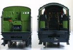 Bachmann BR LNER - Peppercorn A1 - 60163 - Tornado - Apple Green (cab)