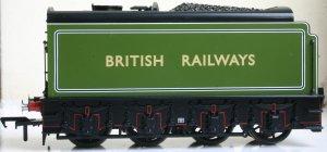 Bachmann BR LNER - Peppercorn A1 - 60163 - Tornado - Apple Green (tender)
