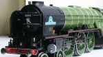 Bachmann BR LNER - Peppercorn A1 - 60163 - Tornado - Apple Green