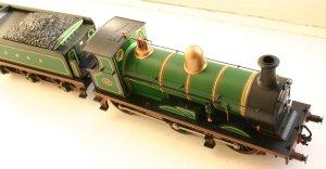 Bachmann SECR C Class 592 (10)