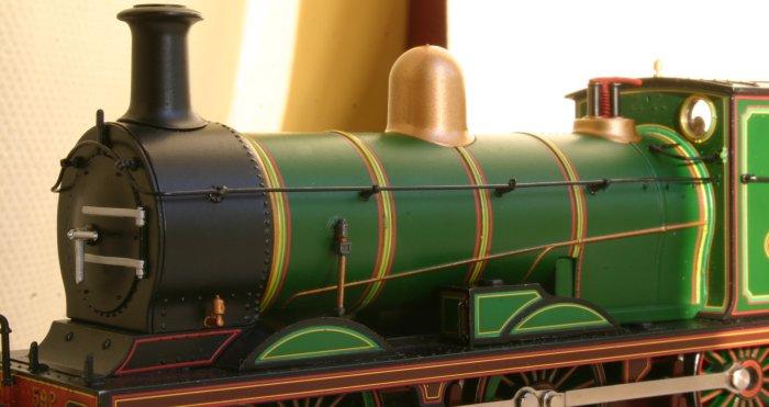 Bachmann SECR C Class 592 (boiler)