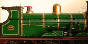 Bachmann SECR C Class 592 (Detail)