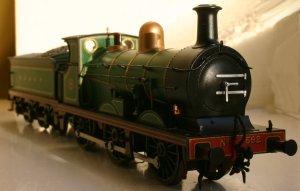 Bachmann SECR C Class 592