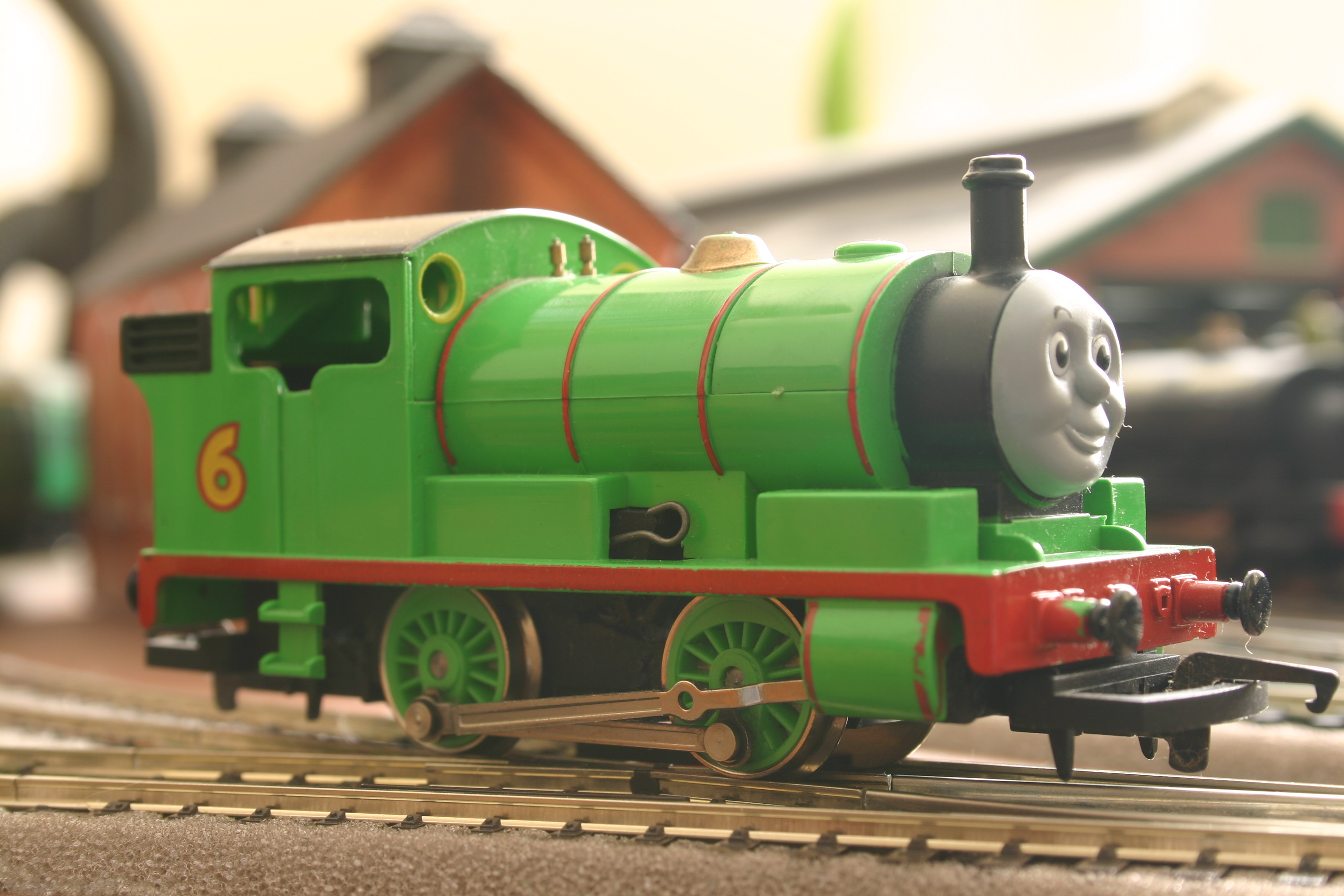 Hornby 6 Percy From Thomas The Tank Engine And Friends