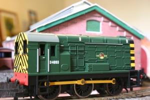 Hornby Railroad class 08 D4093