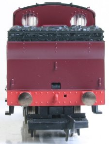 Hornby Railroad LMS 3F Jinty 7414 (bunker)