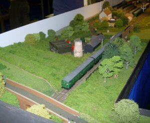2013 - Southampton Model Railway Exhibition - Redford Junction