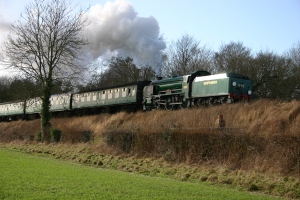 2013 - Watercress Line - Bowers Grove Lane - SR Schools class V - 925 Cheltenham